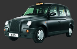 Our London taxis