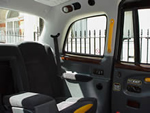 inside our London taxis